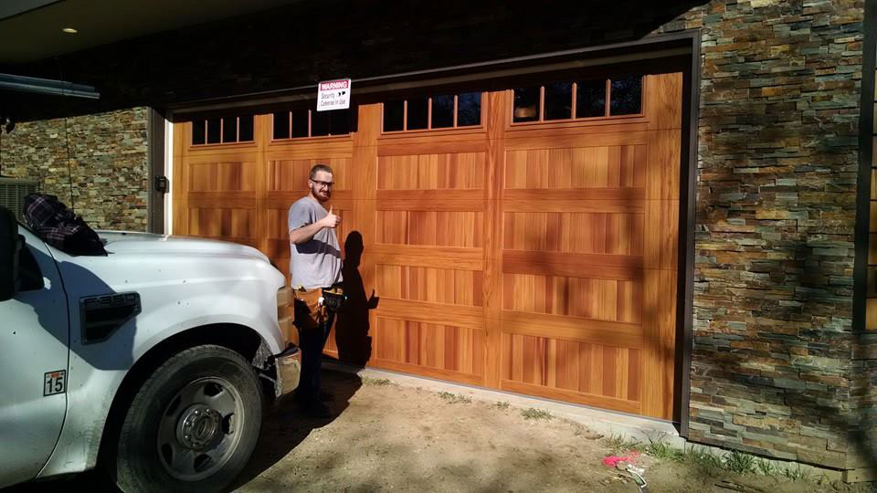 Visalia CA Garage Door Repair Installation 7